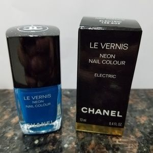 Authentic chanel electric